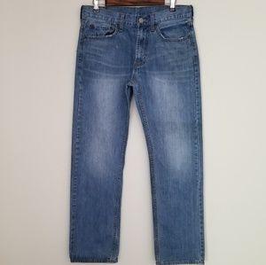 Bullhead straight leg jeans